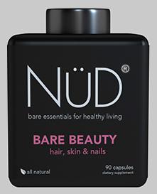 Image of Bare Beauty hair, skin & nails