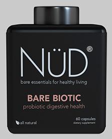 Image of Bare Biotic probiotic digestive health