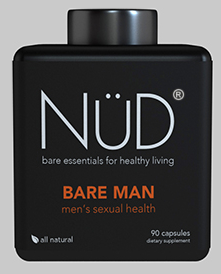 Image of Bare Man men's sexual health