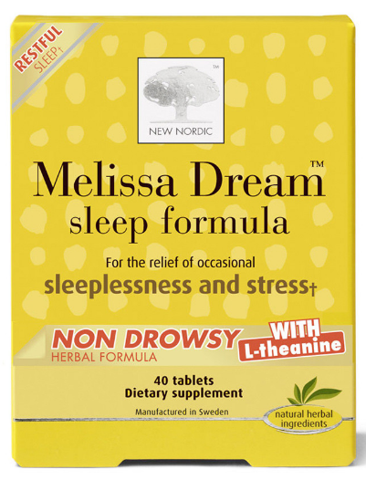Image of Melissa Dream Stress & Sleeplessness