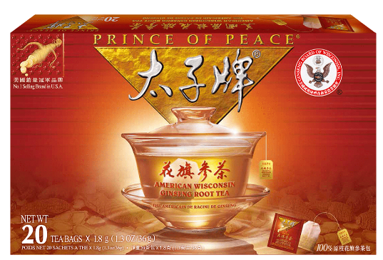 Image of Tea American Ginseng Root