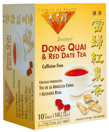 Image of Tea Dong Quai & Red Date Instant