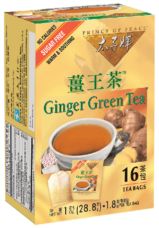 Image of Tea Ginger Green