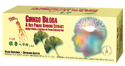 Are mistaken. Asian ginseng and ginkgo biloba consider, that