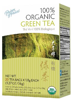 Image of Tea Green Organic