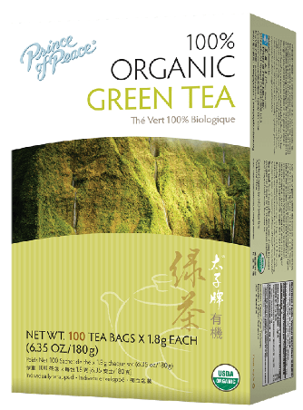 Image of Tea Green Organic