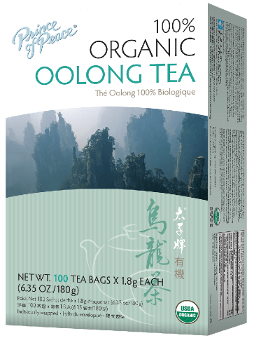 Image of Tea Oolong Organic