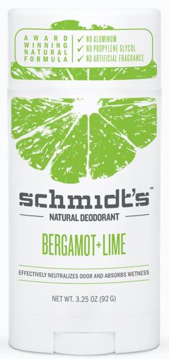 Image of Deodorant Stick Bergamot Lime