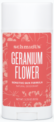 Image of Deodorant Stick Sensitive Formula Geranium Flower