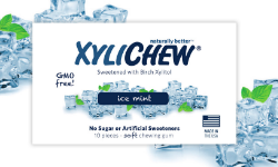 Image of XyliChew Xylitol Gum Ice Mint (Jar)