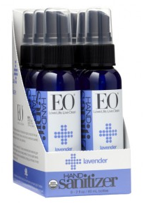 Image of Hand Sanitizer Spray Lavender