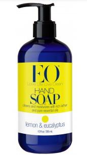 Image of Liquid Hand Soap Lemon & Eucalyptus