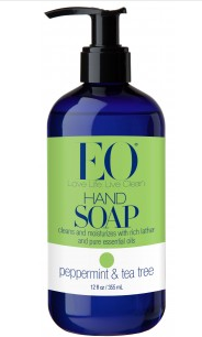 Image of Liquid Hand Soap Peppermint & Tea Tree