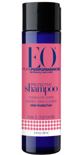 Image of Shampoo Protective Rose & Chamomile (color treated hair)