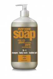 Image of Everyone 3-in-1 Soap Liquid Citrus & Mint