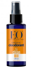 Image of Deodorant Spray Organic Citrus