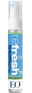 Image of Breath Spray Organic Refresh