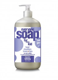 Image of Everyone for Kids 3-in-1 Soap Liquid Lavender Lullaby