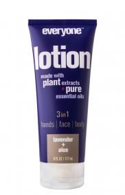 Image of Everyone 3-in-1 Lotion Lavender & Aloe