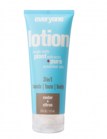 Image of Everyone 3-in-1 Lotion Cedar & Citrus