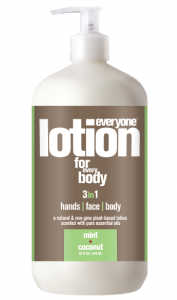 Image of Everyone 3-in-1 Lotion Mint & Coconut