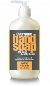 Image of Everyone Hand Soap Liquid Apricot & Vanilla