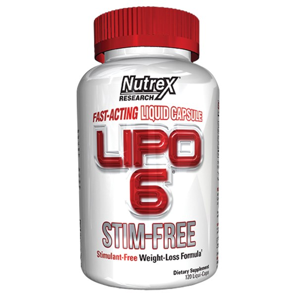 Image of Lipo 6. Stim-Free