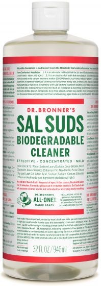 Image of Sal Suds Biodegradable Cleaner Concentrate Liquid