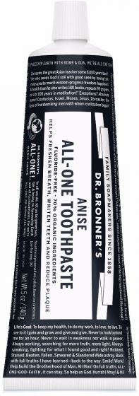 Image of All One Toothpaste Anise
