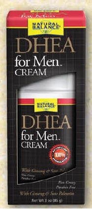 Image of DHEA for Men Cream (Unscented)