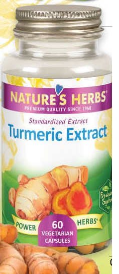 Image of Turmeric Extract 600 MG