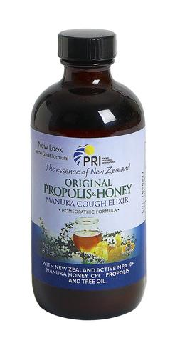 Image of Manuka Cough Elixir Original Propolis & Honey