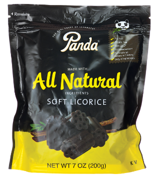 Image of Soft Licorice Chews Natural