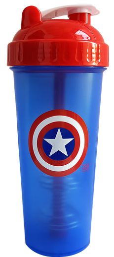 Image of Perfect Shaker Cup 28 Ounces Captain America