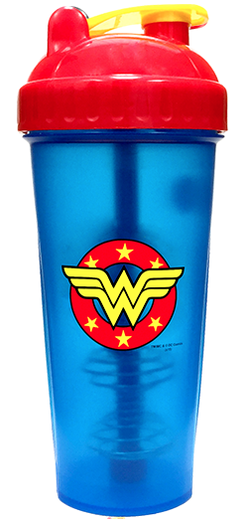 Image of Perfect Shaker Cup 28 Ounces Wonder Woman