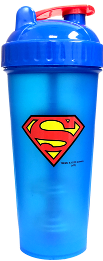 Image of Perfect Shaker Cup 28 Ounces Superman