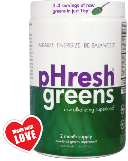 Image of pHresh Greens Powder