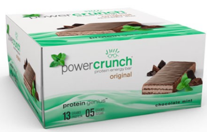 Image of Power Crunch Protein Bar Original Chocolate Mint