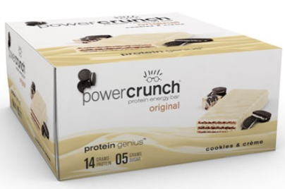 Image of Power Crunch Protein Bar Original Cookies & Creme