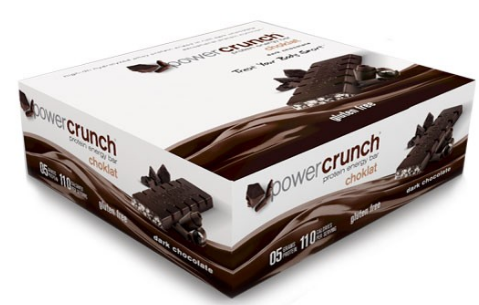 Image of Power Crunch Protein Bar Choklat Dark Choklat