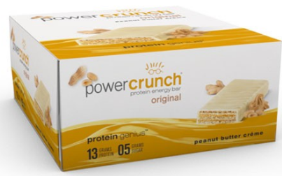 Image of Power Crunch Protein Bar Original Peanut Butter Creme
