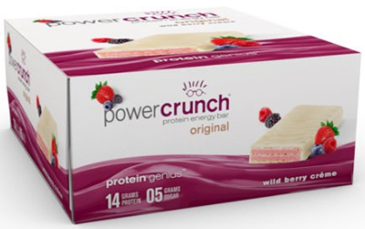 Image of Power Crunch Protein Bar Original