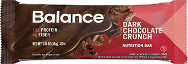 Image of Balance Protein Bar Dark Chocolate Crunch