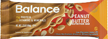 Image of Balance Protein Bar Peanut Butter