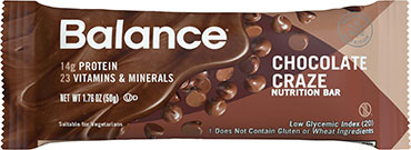 Image of Balance Protein Bar Chocolate Craze