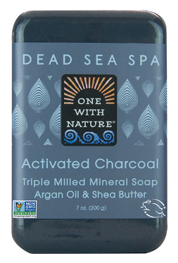 Image of Dead Sea Spa Bar Soap Activated Charcoal