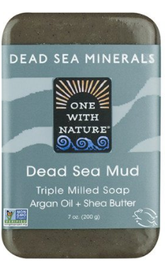 Image of Dead Sea Minerals Bar Soap Dead Sea Mud