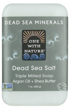 Image of Dead Sea Minerals Bar Soap Dead Sea Salt