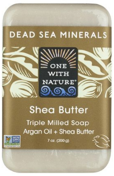 Image of Dead Sea Minerals Bar Soap Shea Butter
