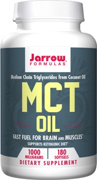 Image of MCT Oil Softgels